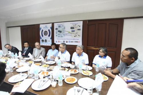 MDRU Project Launching Press Conference
